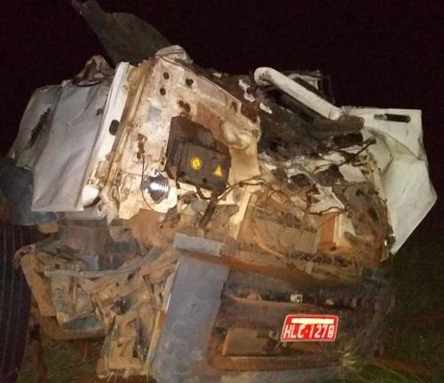 Caminhoneiro de Martins Soares morre em acidente no Vale do Aço