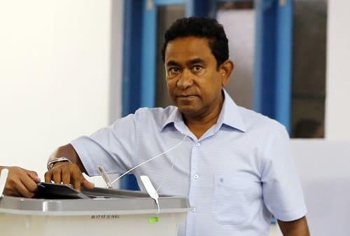 Ex-presidente das Maldivas é detido em maior caso de corrupção do país