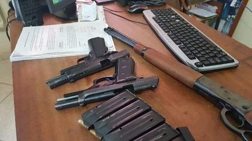 Sargento da PM é preso em Santa Margarida suspeito de participar de quadrilha
