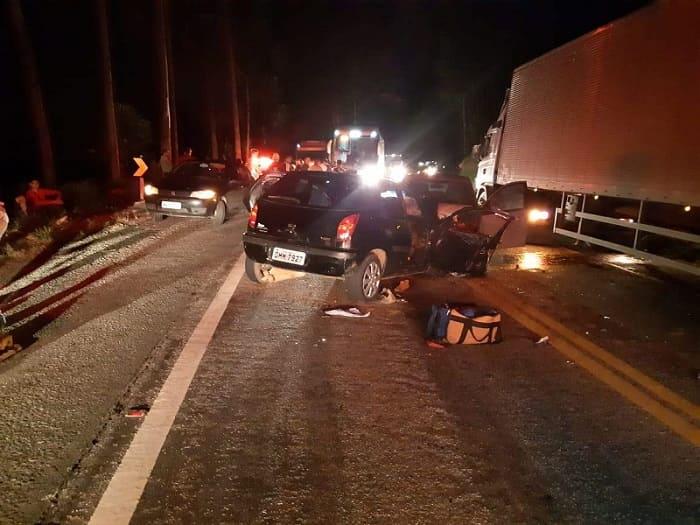 Jovem morre em acidente entre Reduto e Martins Soares