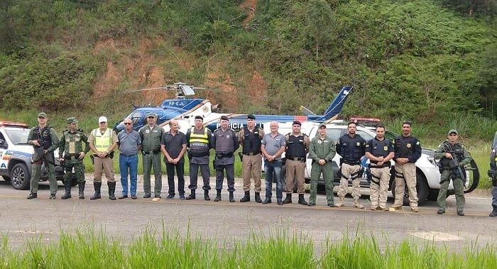 Operação Divisa Segura combate a criminalidade em MG e ES
