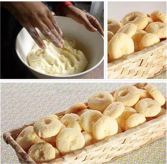 Biscoitos de Maisena