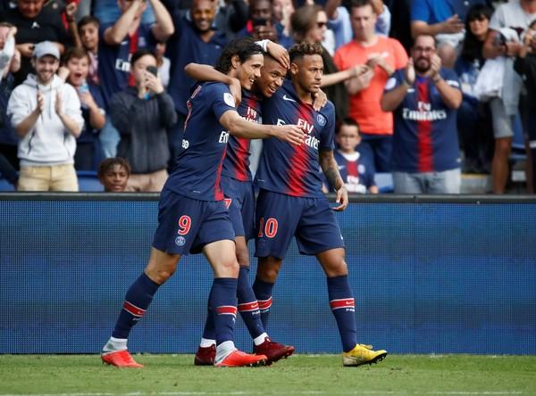 Draxler admite que não é fácil administrar egos de Neymar Cavani e Mbappé no PSG