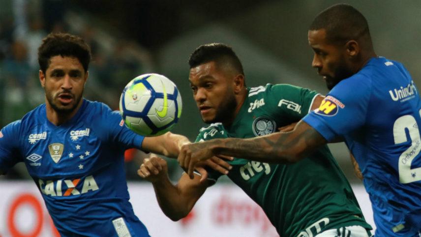 Palmeiras e Cruzeiro trazem empate contra clubes argentinos