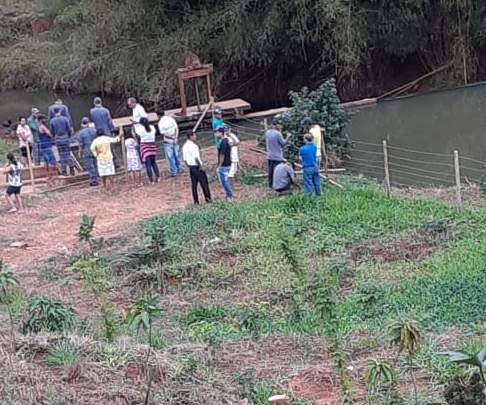 Criança de dez anos morre afogada em Abre Campo