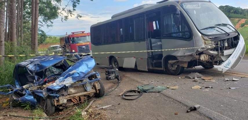 Colisão entre dois veículos mata uma pessoa em Santa Margarida