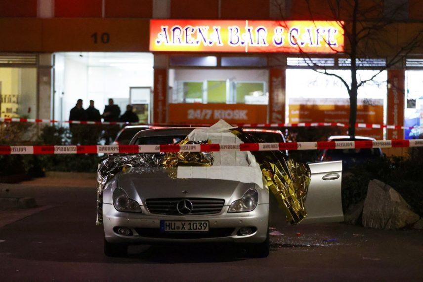 Tiros em bares em Hanau, na Alemanha, deixam mortos
