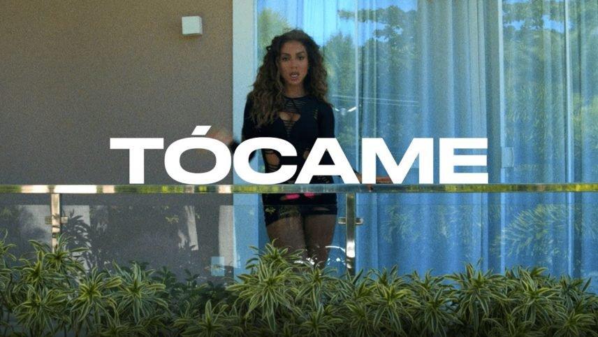 Anitta Tócame feat. Arcangel & De La Ghetto